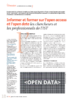 Informer et former sur l'open access - application/pdf