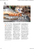 Snakes and latitudes - application/pdf