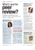 What's next for peer review? - application/pdf