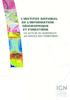 L'institut national de l'information géographique et forestière  - application/pdf