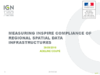 Measuring INSPIRE compliance of regional spatial data infrastructures - diaporama auteur - application/pdf