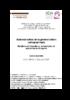 Automatisation de la généralisation cartographique - pdf auteur - application/pdf