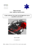 Etude de l'impact d'un projet de développement - application/pdf