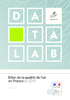 Datalab 3 - Bilan de la qualité de l'air en France en 2015 - application/pdf
