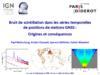 Bruit de scintillation dans les séries temporelles... - diaporama de présentation - application/pdf