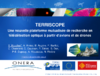 TERRISCOPE, une nouvelle plateforme ... - diaporama - application/pdf