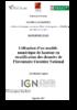 Utilisation d'un modèle numérique... - pdf auteur - application/pdf