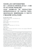 Nouvelles cartographies au 1:200 000 du Sénégal ... - pdf éditeur - application/pdf