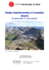 Mémoire Radar interferometry of unstable slopes... - pdf auteur - application/pdf