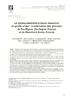 La photogrammétrie à haute résolution en grotte ornée - pdf éditeur - application/pdf