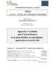 Approche et méthodes pour l'automatisation de la généralisation cartographique - pdf auteur - application/pdf